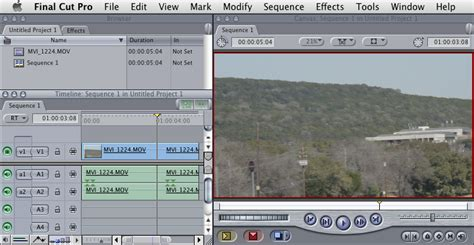 final cut pro change duration dslr real time editing for final cut pro by dvfilm epic i
