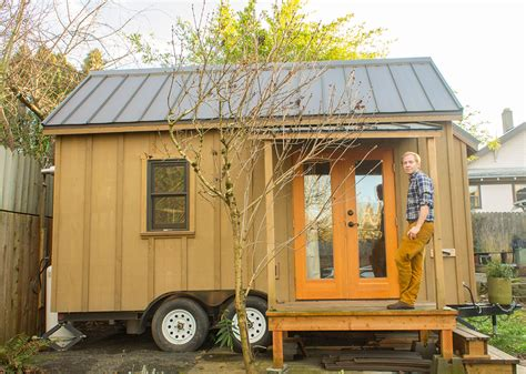 Small Homes Ohio Billy Ulmer S Quest To Visit 10 Tiny Houses Across America