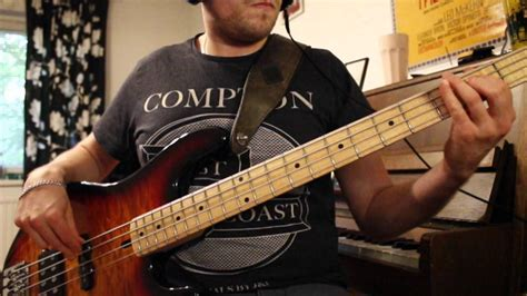 snarky puppy shofukan snarky puppy shofukan bass cover