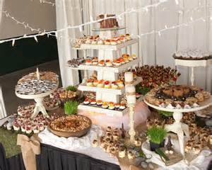 buffet photos and ideas your friends and family help out with dessert at your