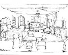 interior design drawing interior design bedroom sketches for ideas