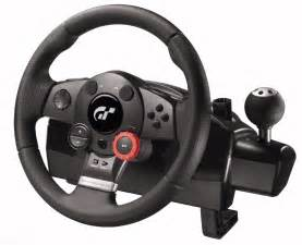 Steering Wheel On Ps3 Hardware Impressions Logitech S Driving Gt Ps3 Ps2