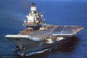 un nouveau porte avions pour la russie mer et marine