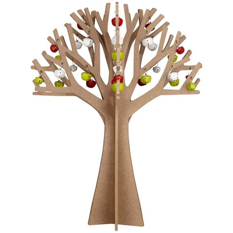 wooden tree decorations tree fresh design