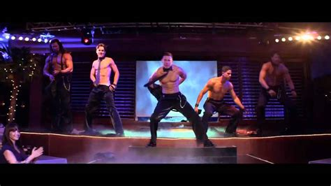 magic mike movie clip 2 magic mike extra clip quot it s raining men quot ft channing