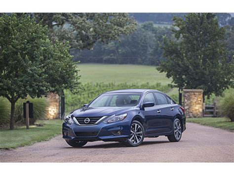 2016 nissan altima custom nissan altima prices reviews and pictures u s