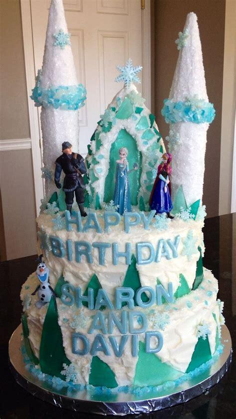 images  elsas castle cake  pinterest frozen birthday cake birthday cakes