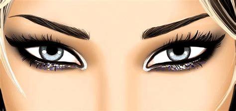 imagenes de ojos expresivos pintar las perlas de tu ojos el perro morao