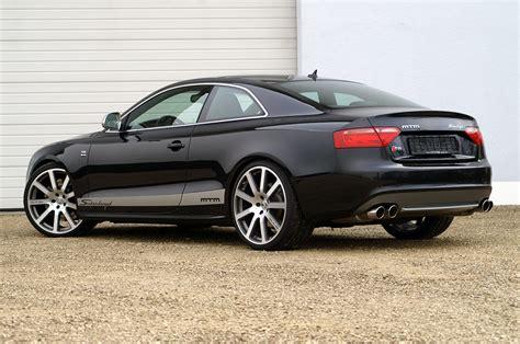 Audi A5 Mtm by Mtm Audi S5 Gt Car Tuning
