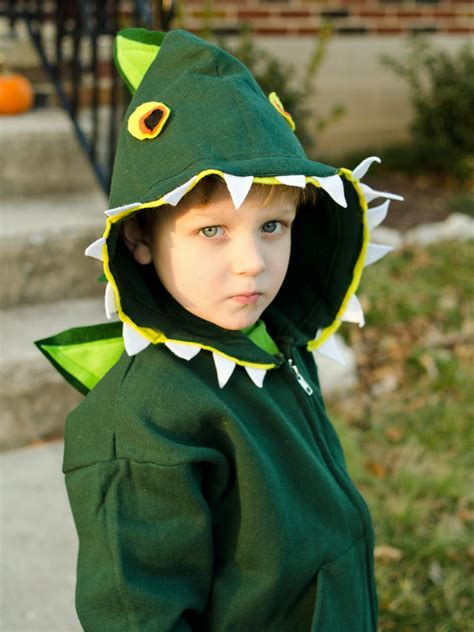 Handmade Costume - easy diy dinosaur costume hgtv