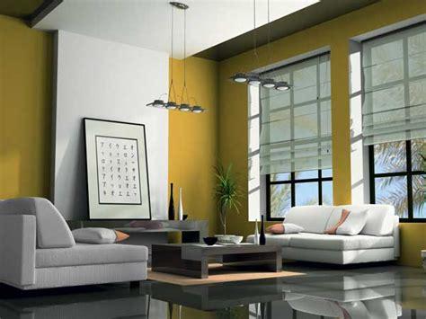 Agréable Decoration Salon Mauve Et Gris #4: Couleur-citronnelle-pour-decorer-un-grand-salon-design.jpg