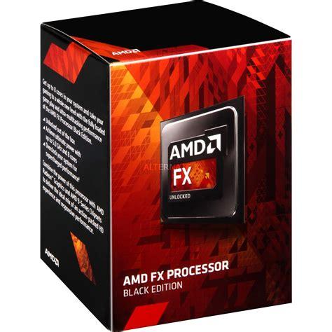 Processor Amd Amd Vishera Fx 6350 3 9 Ghz 125w Am3 amd fd6350frhk caja fx 6350 vishera six precios y ofertas