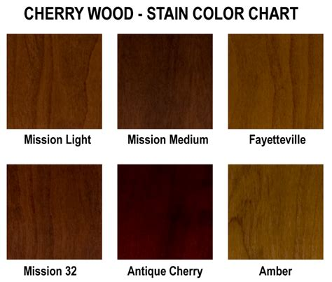 cherry wood color stain color sle kit solid wood frames