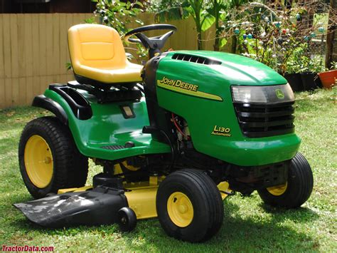 John Deere L130 Lawn And Garden Tractor Service Manual
