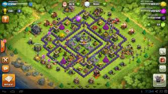 Best map town hall 9 clash of clans strategies 2 make layer 1 which