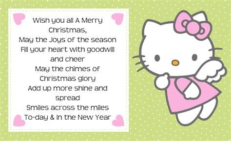 printable christmas card quotes hello kitty christmas quotes tag label printable best