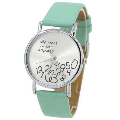 Blue Jam Tangan Wanita Cewek Aigner Sk45 Leather Biru 1 harga norate jam tangan wanita who cares arabic numerals