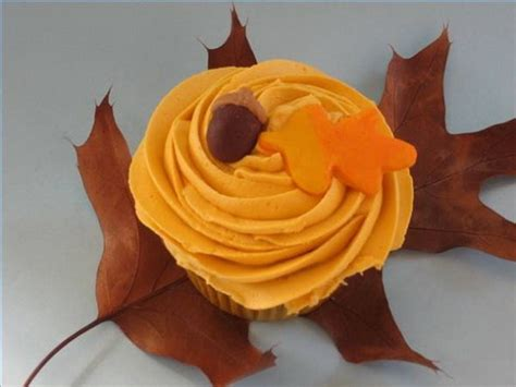 fall cupcake decorating ideas easy adorable thanksgiving cupcake decorating ideas