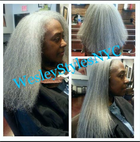 natural hair events in nyc natural hair blow and flat iron silken with trimming of