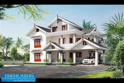 green home design kerala beautiful indian house plans with photos