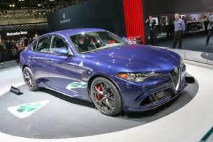 Alfa Romeo Giulia 2017 Alfa Romeo Giulia Configurator Launches Motor Trend