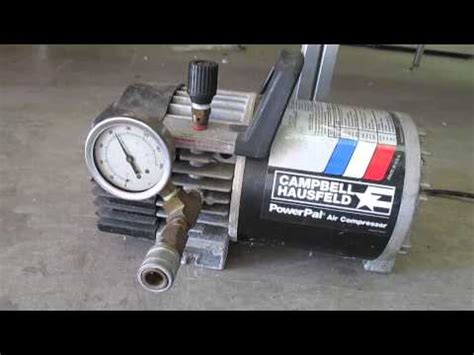 cbell hausfeld powerpal air compressor