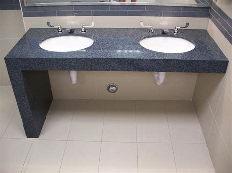 Commercial Vanity by Custom Bathrooms New Jersey S Leading Fabricator