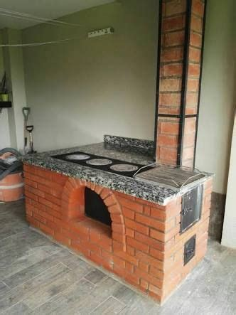 cocinas de lena con horno