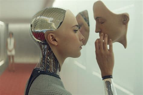 ex machina movie ex machina bad romance with robots the atlantic