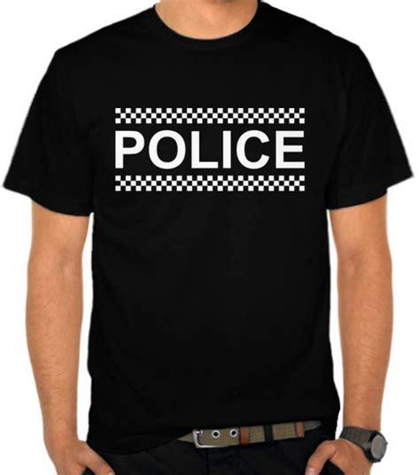 Kaos Fbi Fbi Logo 1 jual kaos uk polisi inggris