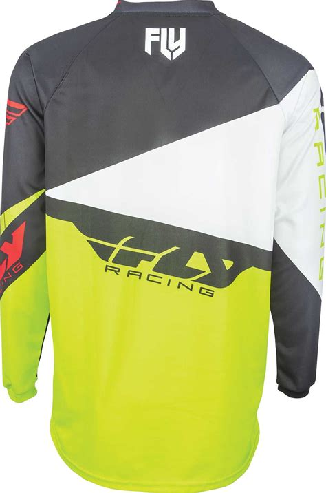 motocross racing apparel 2017 fly racing f 16 jersey mx atv motocross off road