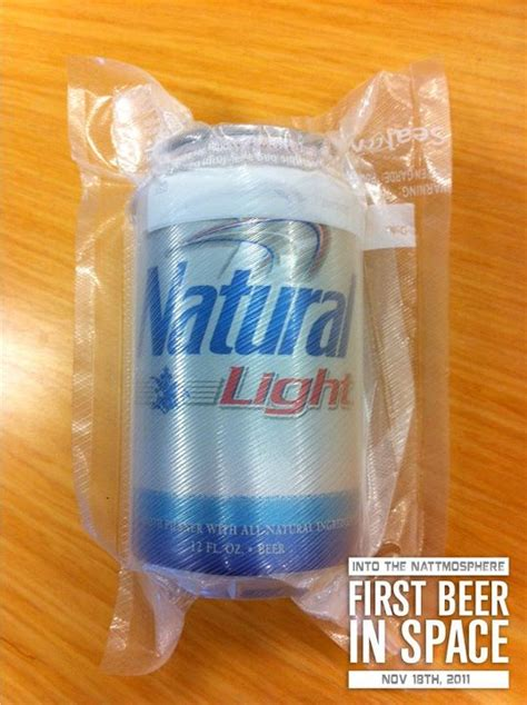 natural light beer accessories is natty light the first beer in space beer street journal