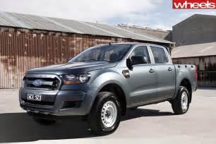 Ford Ranger Xl 2016 Ford Ranger Review