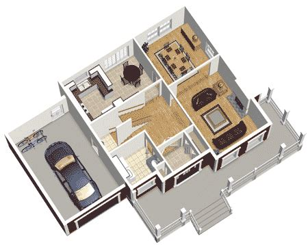 home design 3d second story spacious two story house plan 80653pm 2nd floor master