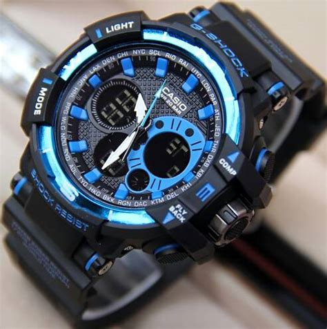 Sevenfriday Black Cover White Blue jual jam tangan new g shock gwa1100a harga murah
