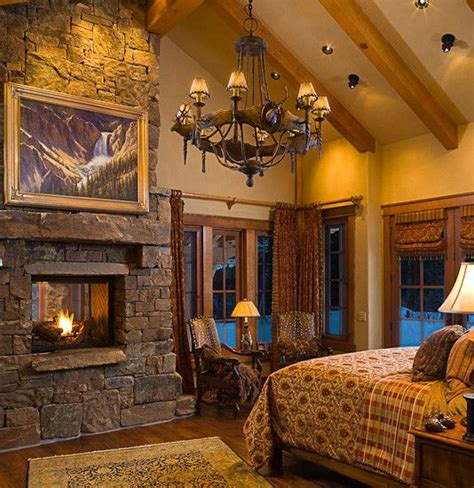 hotel with log fire in bedroom 38 rustic country cabins with a stone fireplace for a
