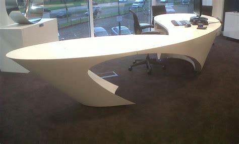 corian office table office desk in kodak tower designed by lime