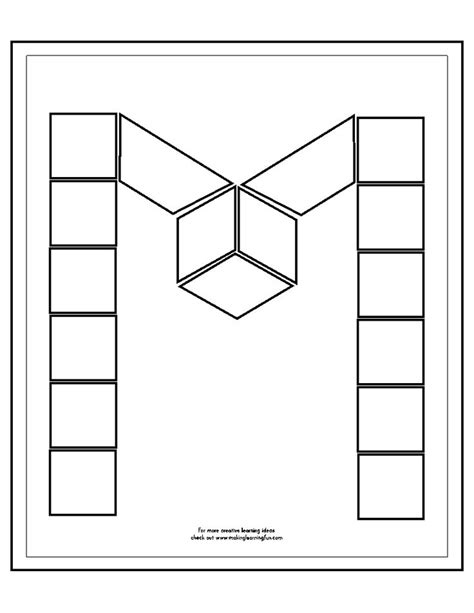 pattern block en espanol 13 best all about me images on pinterest first day of