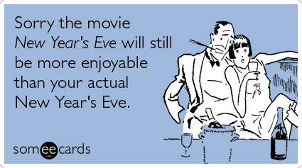movie themed birthday ecards new years eve movie party miserable funny ecard new year