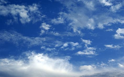 tapete sternenhimmel blue sky and clouds photo