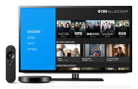 tv on android cbs all access is now available on android tv android central