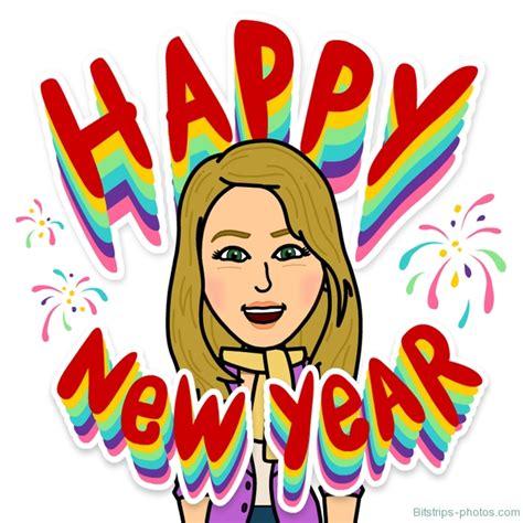 new year 2015 emoji happy new year bitstrips photos bitmoji and emoji with