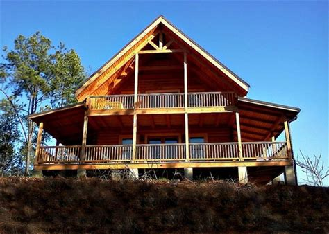 Pine Mountain Ga Cabin Rentals by The Cypress Cabin Solid Wood Log Cabin With Vrbo