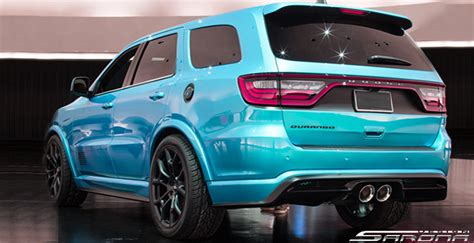 Custom Dodge Durango Products   Sarona