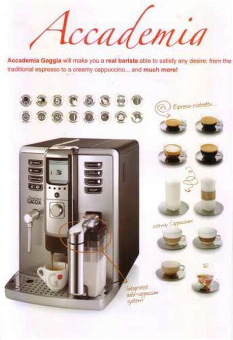 Mesin Kopi Espresso Gaggia gaggia coffee maker accademia jual gaggia coffee maker