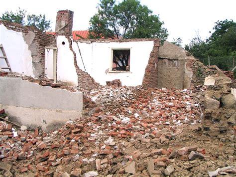 house demolition texas rhino contracting portfolio houston