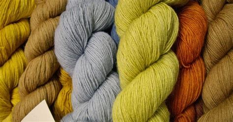 Oxford Kitchen Yarns by Shop At The Station Knitsonik Tour Has