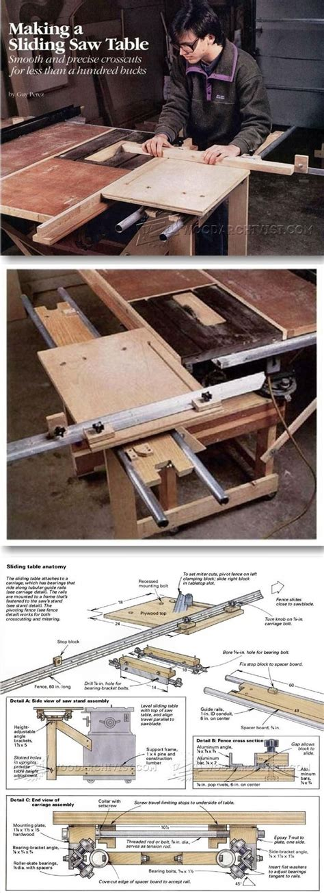 woodworking jigs and fixtures 25 best ideas about table saw on router saw