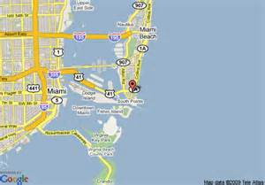 map of florida showing st augustine map of hotel st augustine miami