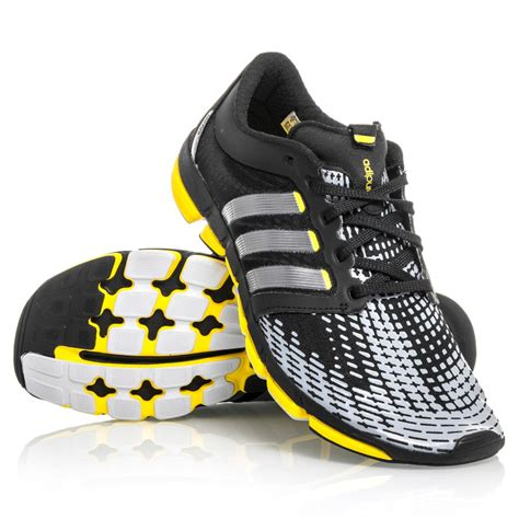 28 adidas adipure motion mens running shoes black